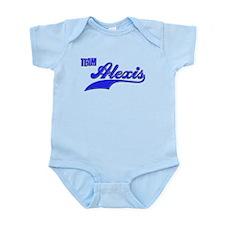 Team Alexis Infant Bodysuit