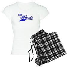 Team Alexis Pajamas