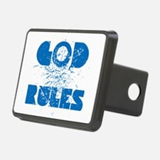 GOD RULES Hitch Cover