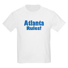 Atlanta Rules! Kids T-Shirt