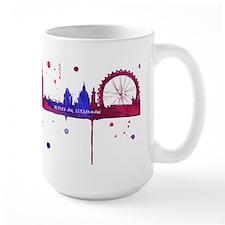 London Melting Mug