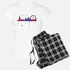 London Melting Pajamas