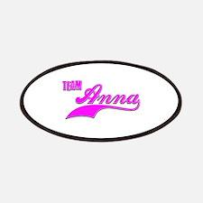Team Anna Patches