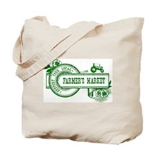 SUPPORT YOUR LOCAL FARMERS MARKET Tote Bag