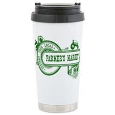 SUPPORT YOUR LOCAL FARMERS MARKET Travel Mug