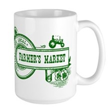 SUPPORT YOUR LOCAL FARMERS MARKET Mug