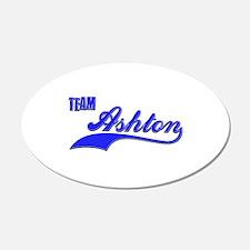 Team Ashton Wall Decal