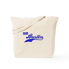 Team Austin Tote Bag