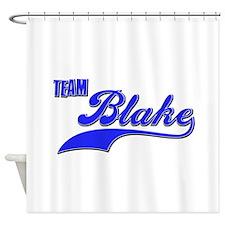Team Blake Shower Curtain