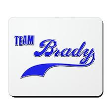 Team Brady Mousepad
