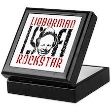Lierberman is a Rock Star Keepsake Box