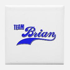 Team Brian Tile Coaster