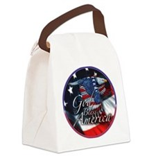 CT08 Canvas Lunch Bag