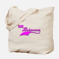 Team Briannna Tote Bag