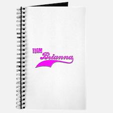 Team Briannna Journal