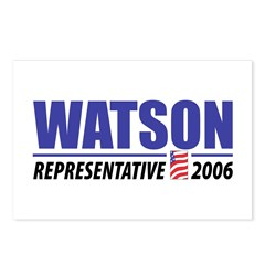 Watson 2006 Postcards (Package of 8)