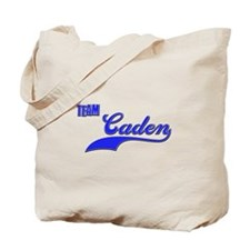 Team Caden Tote Bag