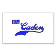 Team Caden Decal