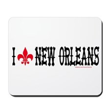 Love New Orleans! Mousepad