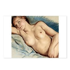 Reclining Nude Postcards (Package of 8)
