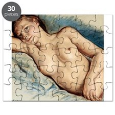 Reclining Nude Puzzle