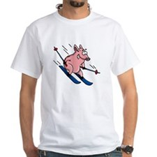 skiing pig Shirt