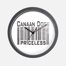 Canaan Dogs Owner Dog Lover Wall Clock