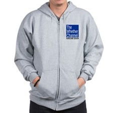 The Whether Channel Zip Hoodie