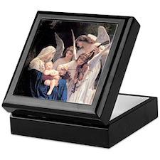 Bouguereau Song Of The Angels Keepsake Box