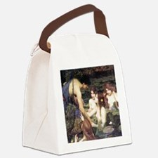 Waterhouse Hylas and the Nymphs Canvas Lunch Bag