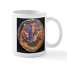 Moon face by Dana Graap. Mug