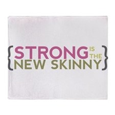 Strong is the New Skinny Parenthetical Stadium Bl