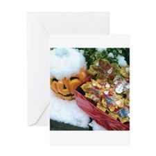 Box Up These Snowmen Now Two Greeting Card