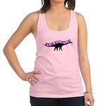 Girls Like Dinosaurs Too - Diplodocus Racerback Ta