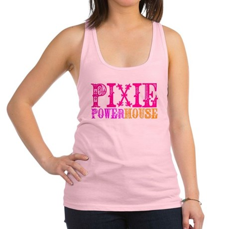 Pixie Powerhouse Racerback Tank Top