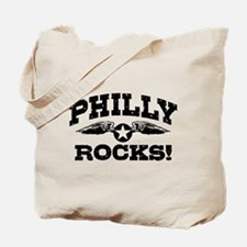 Philly Rocks Tote Bag