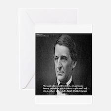 Ralph Waldo Emerson Wisdom/Success Quote Gifts Gre