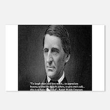Ralph Waldo Emerson Wisdom/Success Quote Gifts Pos