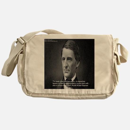 Ralph Waldo Emerson Wisdom/Success Quote Gifts Mes