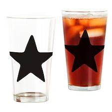 Simplicity Star Drinking Glass