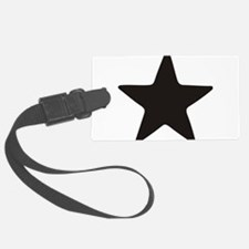 Simplicity Star Luggage Tag