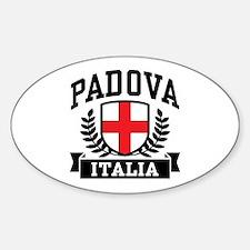 Padova Italia Decal