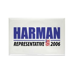 Harman 2006 Rectangle Magnet