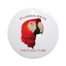 Florida Keys Ornament (Round)