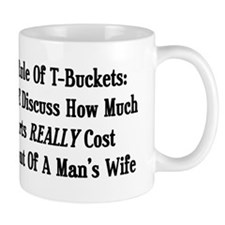 #1 Rule Of T-Buckets Never Discuss How Much Parts