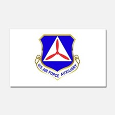 Civil Air Patrol Shield Car Magnet 20 x 12