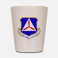 Civil Air Patrol Shield Shot Glass