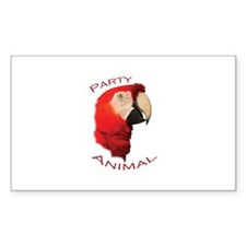 Party Animal Decal