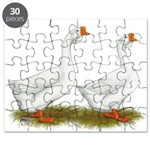 White African Geese Puzzle