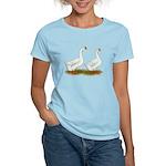 White African Geese Women's Light T-Shirt